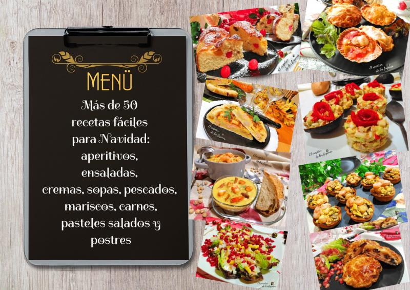 Recetas Fáciles Para Navidad De 50 Ideas Cocina Y