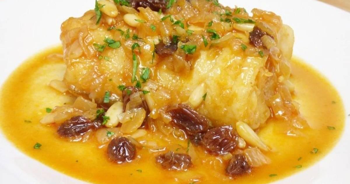 Receta de bacalao a la miel - Cocina y Recetas Fáciles