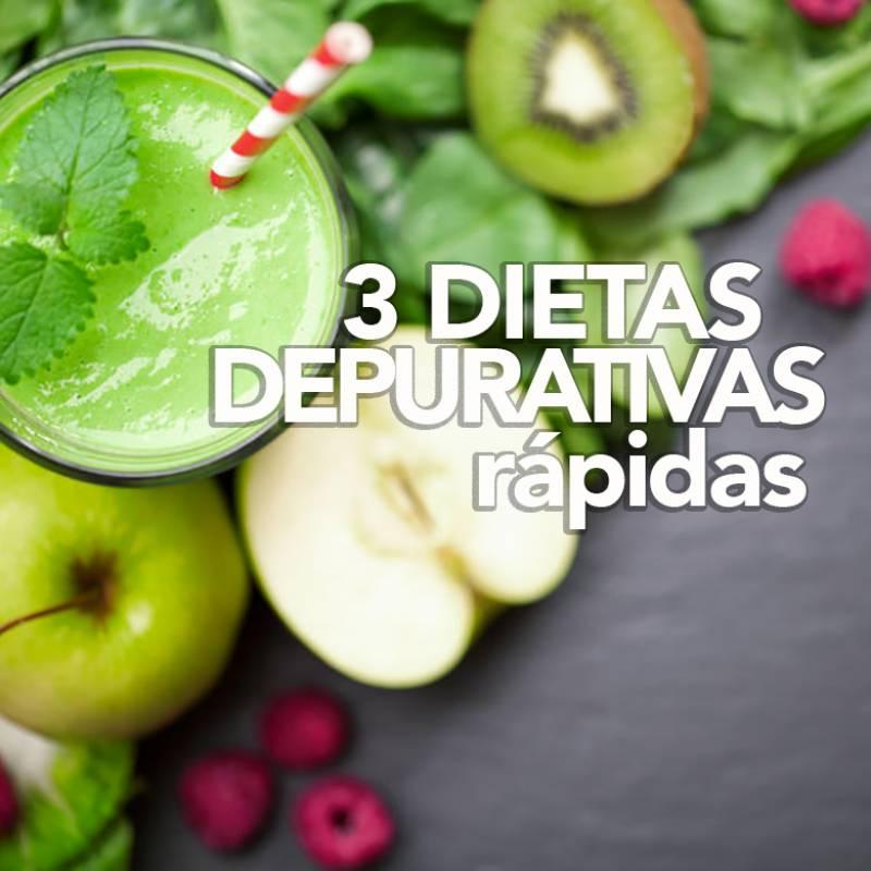 Rapidas recetas de dieta