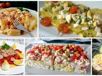 10 ensaladas espectaculares