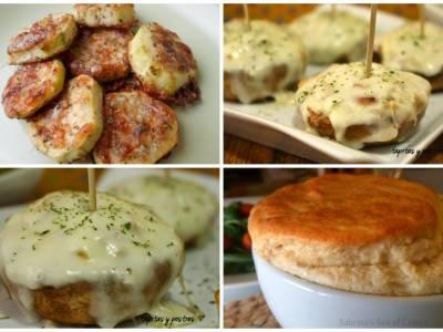 4 ideas con queso